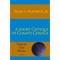 A Short Critique of Climate Change