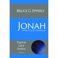 Jonah: When God Changes