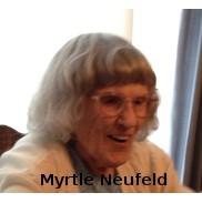 Myrtle Blabey Neufeld